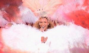 Beyonce Performs at Revel Resorts & Casino