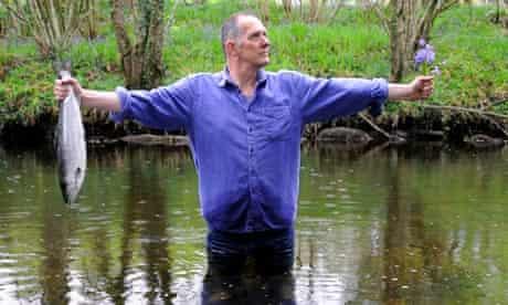 Bill Drummond, Penkiln Burn, Minnigaff, 2009