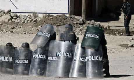 Peru protests