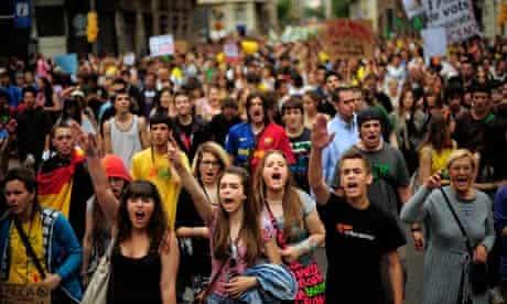 Spain brain drain