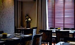Restaurants: Castle Terrace, Edinburgh