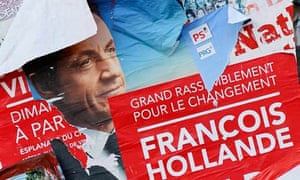 France campaign posters