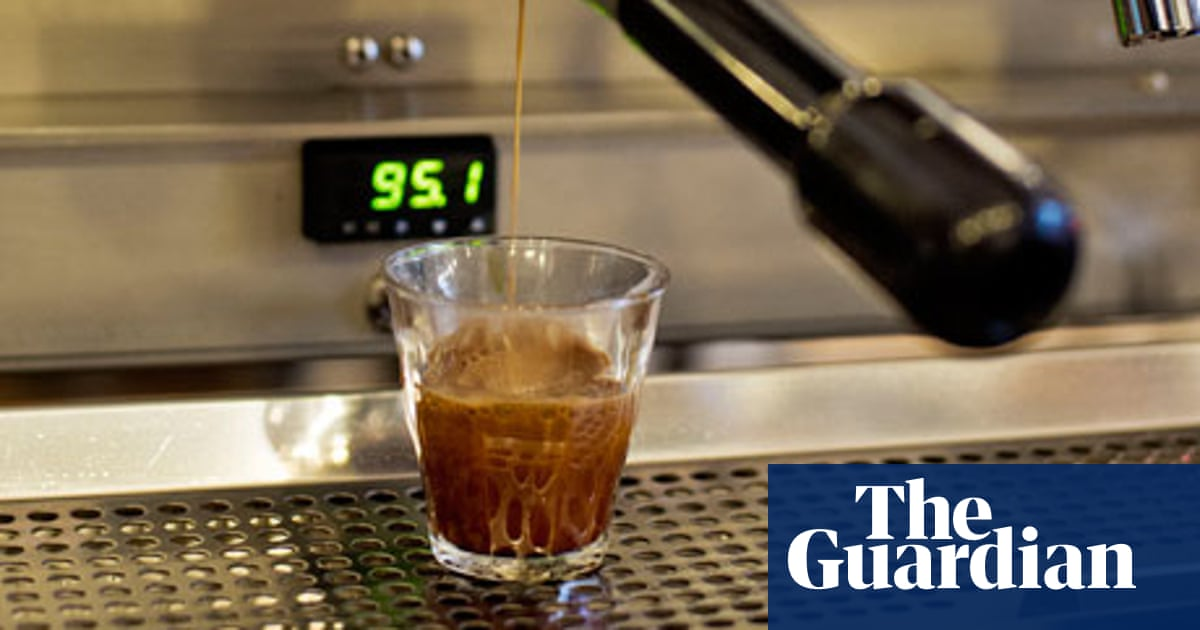 How to make the perfect espresso | Food | The Guardian