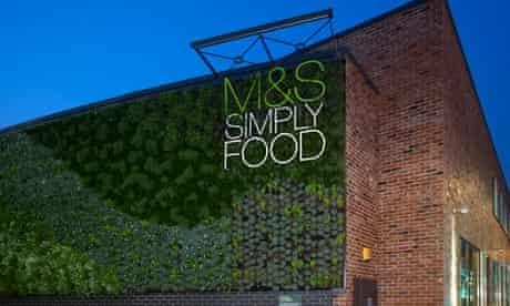 M&S Ecclesall Road store in Sheffield