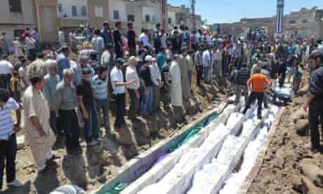 Syria: Houla massacre