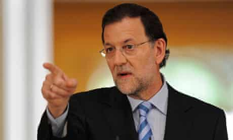 Mariano Rajoy Press Conference
