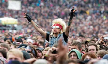 Download Festival 2012 at Donington Park