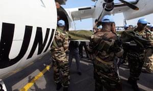 Bodies of UN peacekeepers killed near Liberia border