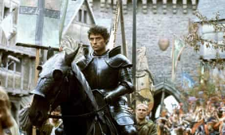 Rufus Sewell in A Knight's Tale, 2001