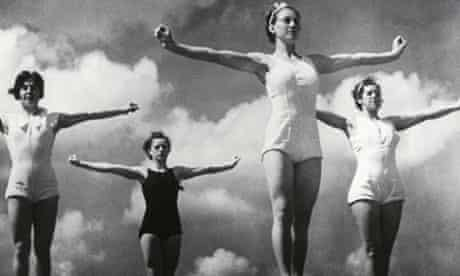 OLYMPIA (PARTS I & II) (1938)