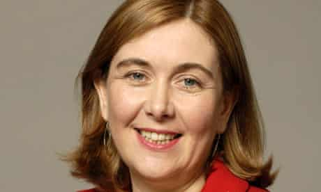 Former Kent councillor Katherine Kerswell