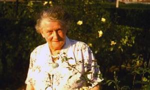 Grandma Lizzie Barney Bardsley
