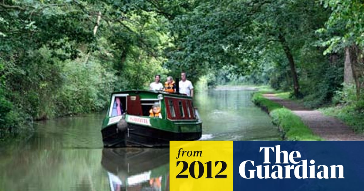 Google Maps to feature canals and rivers | Environment | The Guardian
