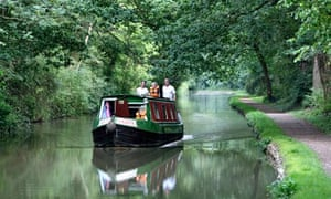 Map Of Uk Rivers And Canals.Google Maps To Feature Canals And Rivers Environment The Guardian