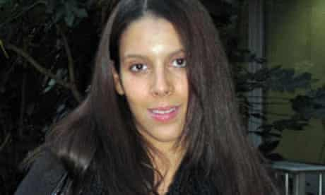 Lapdancer Nadine Quashie