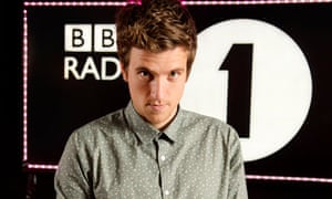 BBC Radio 1 DJ Greg James