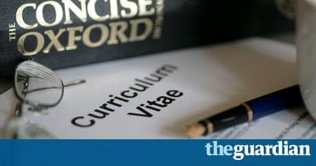 will you be found out if you lie on your cv money the guardian