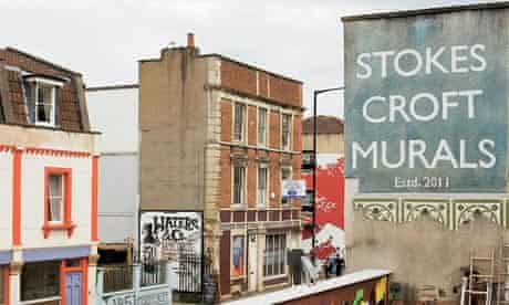 Let's move to Stokes Croft, Bristol