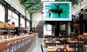 Restaurants: Tremshed, London