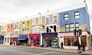 Leyton High Road hopes to present tourists with a continental cafe culture.
