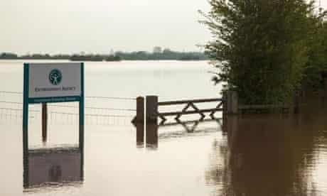 Flooding across UK
