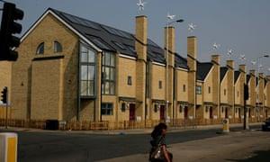 Council houses, Croydon