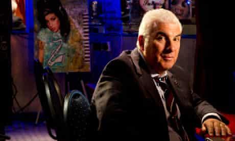 Mitch Winehouse, June 2012