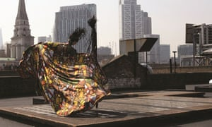 Cloak by Giles Deacon and Jeremy Deller