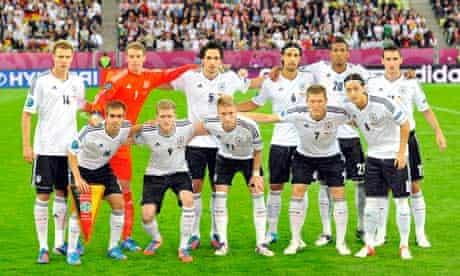 Euro 2012: Germany