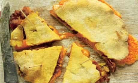 Dan Lepard's pintxos recipes