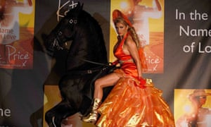 Katie Price Launches Her New Novel