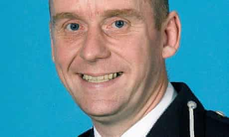 David Ainsworth, deputy chief constable of Wiltshire, killed himself while under investigation