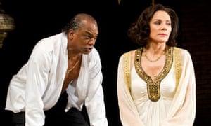 Antony and Cleopatra Kim Cattrall Jeffery Kissoon