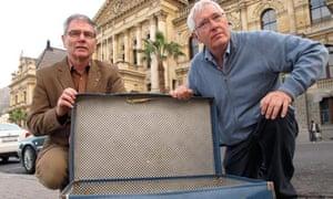 Ken Keable, left, and Denis Walshe