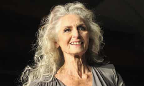 Daphne Selfe, model, 2010