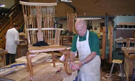 Wyn Sheryn, furniture maker