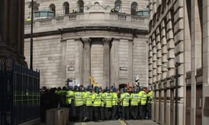 Police kettling