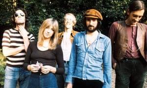 FILE: Ex Fleetwood Mac Guitarist Bob Weston Found Dead At 64