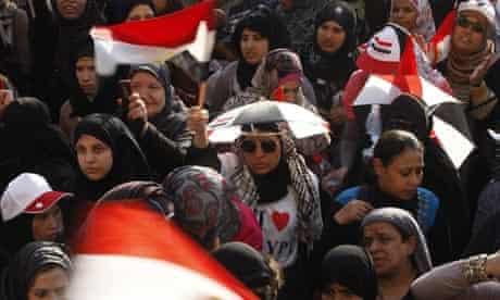 Rally in Cairo against presidential frontrunner from Mubarak-era