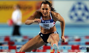 Olympics - Jessica Ennis