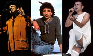 Kevin Rowland through the years