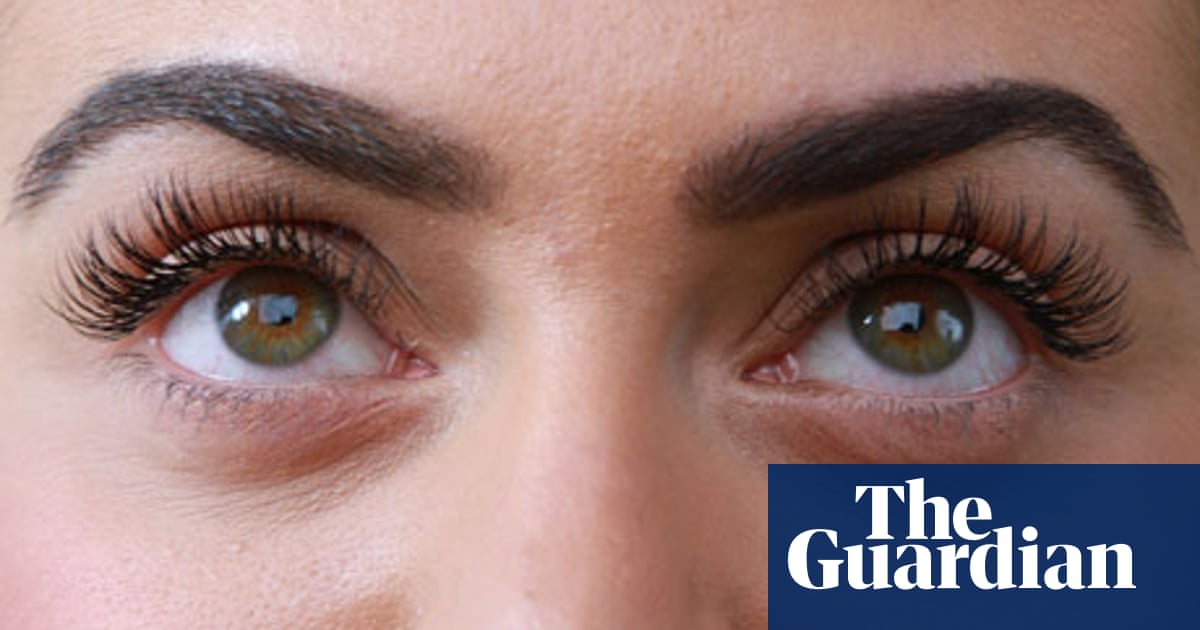 4049c290655 Beauty news: an eyelash revolution (maybe) | Fashion | The Guardian