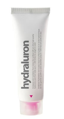 Hydraluron, £24.99 for 30ml