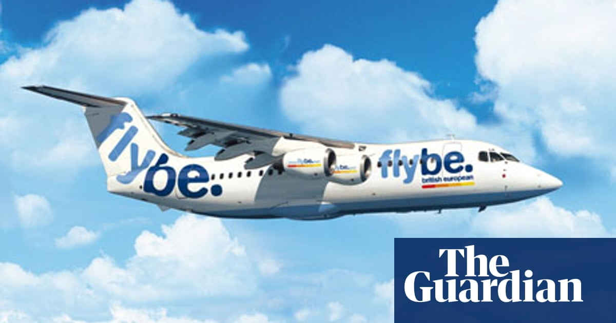 huge discount af0e1 f0db2 Why I'll never book with Flybe again | Jill Insley | Money ...