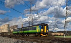 Rail network investment