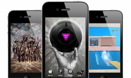 Magic Tate Ball app