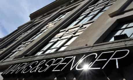 M&S Marks & Spencer