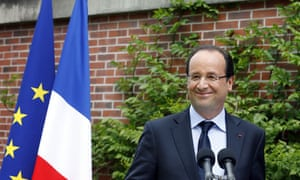 France's President Francois Hollande