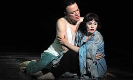 Simon McBurney's The Master and Margarita.