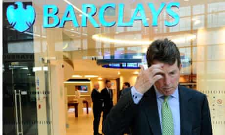 Barclays boss Bob Diamond … 'the Libor scandal is jawdropping'